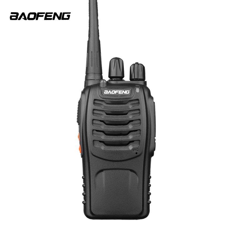 Earbuds 10x Baofeng BF-888S Two Way Radio Walkie Talkie UHF 400-470MHz Handheld